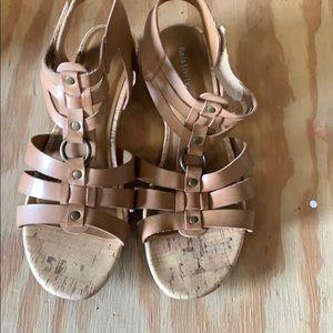 Women's straps sandals